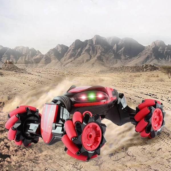 thumb red rc car